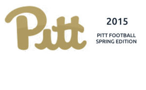 2015 Pitt Football Spring Edition