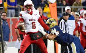 2015 Pitt Panthers vs Louisville Cardinals football