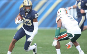 2015 Pitt vs Miami football