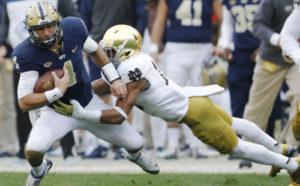 2015 Pitt vs Notre Dame