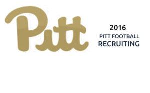 2016 Pitt Football Recruiting_