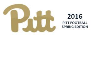 2016 Pitt Football Spring Edition
