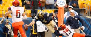 2016 Pitt vs Syracuse Football