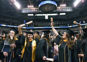 2017 University of Pittsburgh Graduation Ceremony