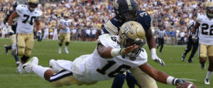 2017 ACC Football - Georgia Tech 25 Pitt 17