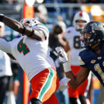 2017 Pitt 24 Miami 14 - ACC Football