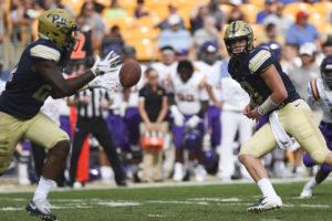 2018 Pitt 33 Albany 7 - ACC Football