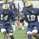 2018 Pitt Panthers Defense featuring Paris Ford