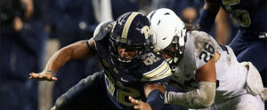 2018 Penn State 51 Pitt 6 - ACC Football