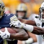 2018- Pitt 24 Georgia Tech 19 ACC Football