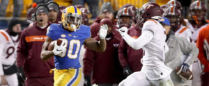 2018 - Pitt 52 Virginia Tech 22 - ACC Football
