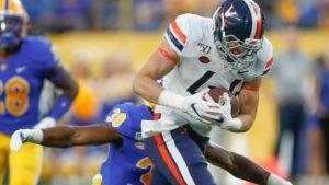 2019 Virginia 30 Pitt 14 - ACC Football