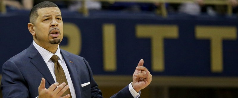 Jeff Capel, Head Coach of the University of Pittsburgh Men's Basketball Team