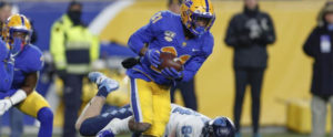 Pitt 34 North Carolina 27 - 2019 ACC Football