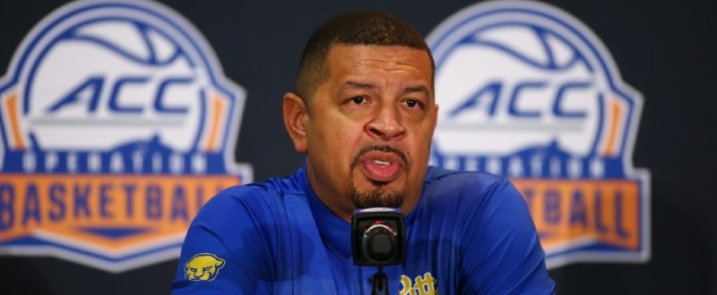 Jeff Capel at the ACC Press Conference