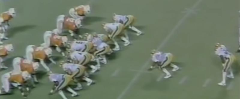 1983 Pitt 13 Tennessee 3